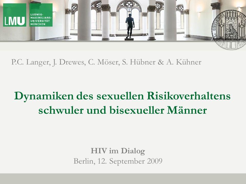 Dynamiken des sexuellen Risikoverhaltens