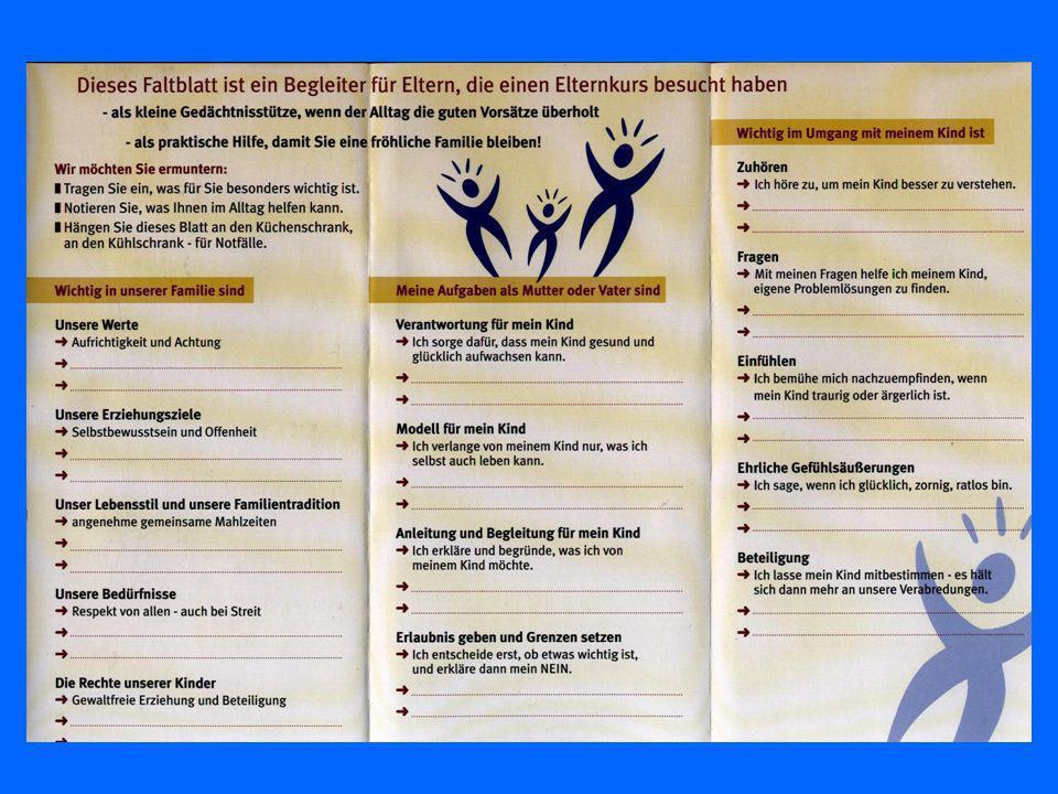 Faltblatt – Begleiter für Eltern (innen)