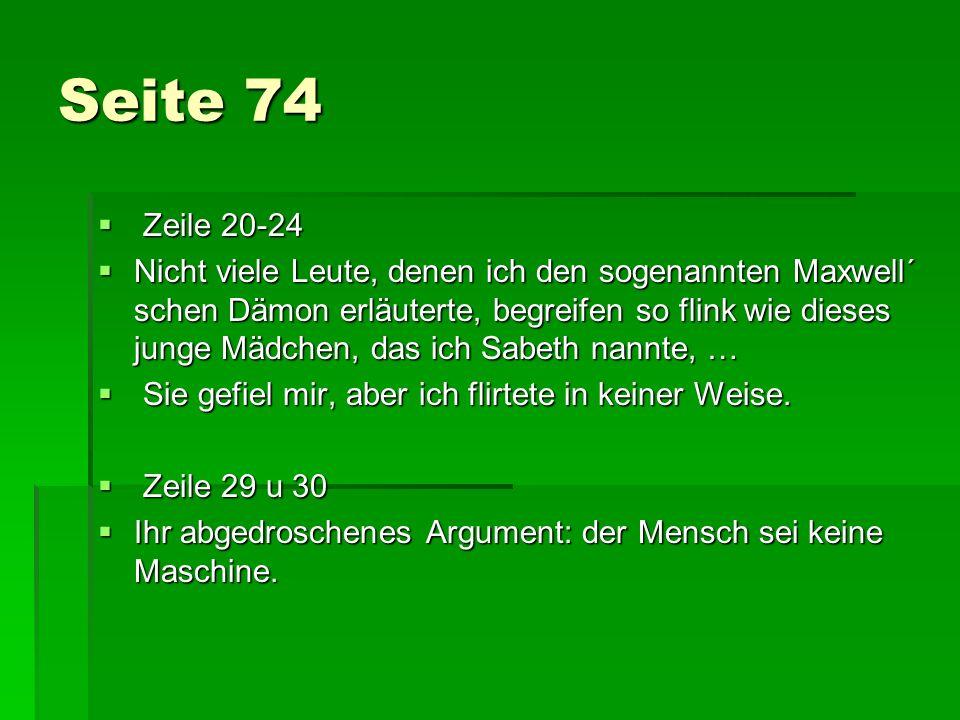 Seite 74 Zeile 20-24.