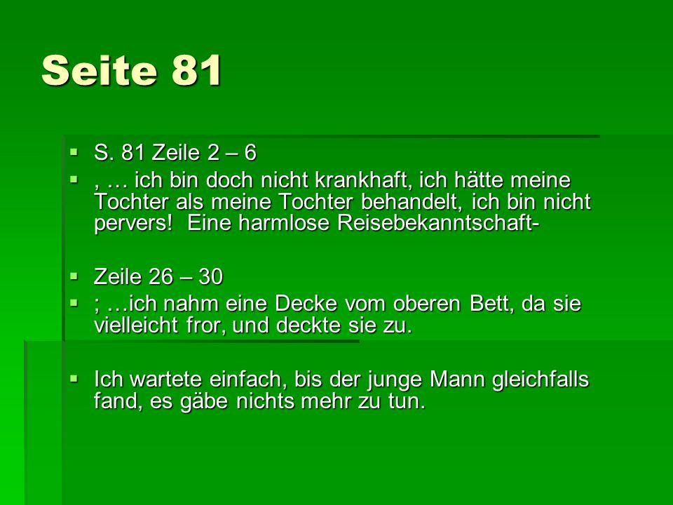 Seite 81 S. 81 Zeile 2 – 6.