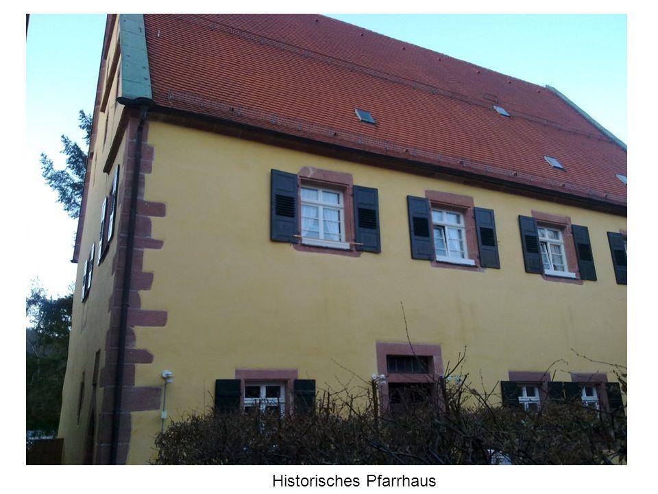 Historisches Pfarrhaus