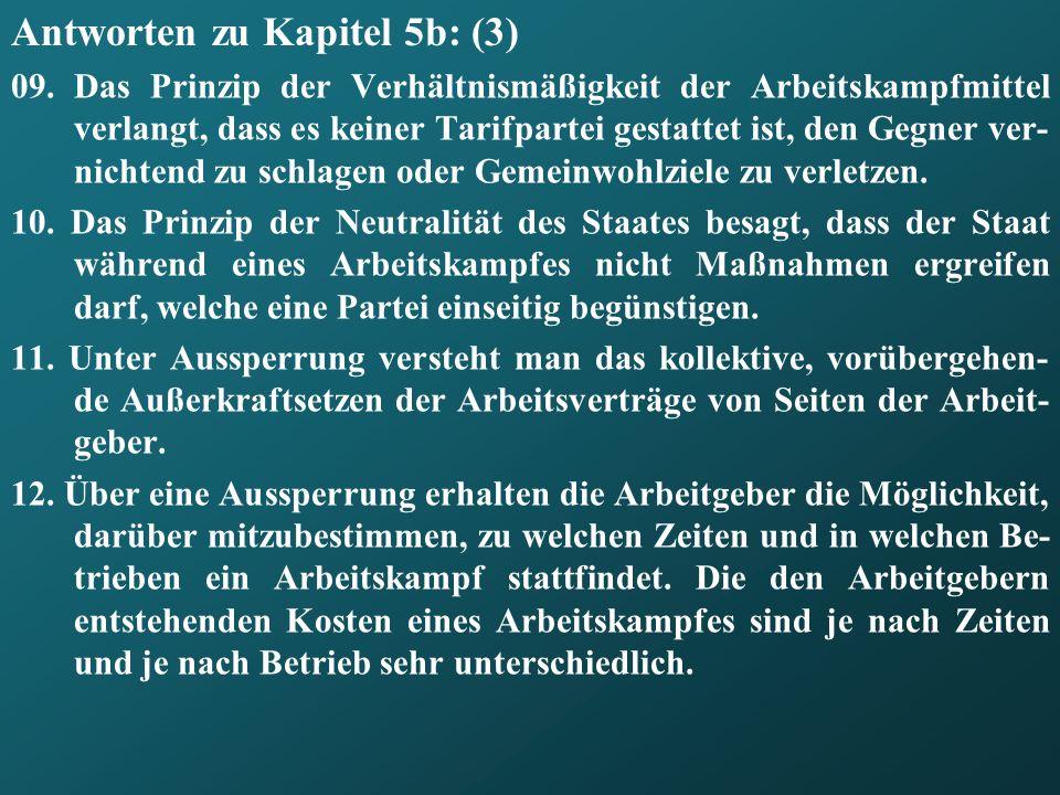 Antworten zu Kapitel 5b: (3)