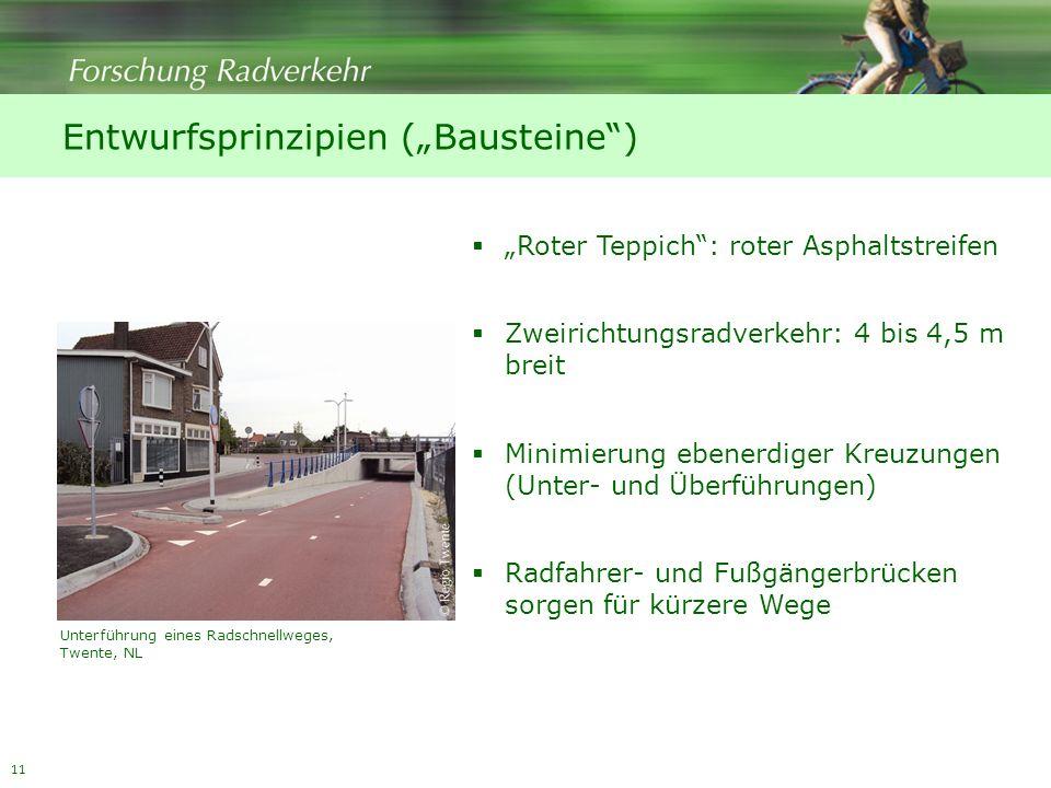 """Entwurfsprinzipien (""""Bausteine )"""