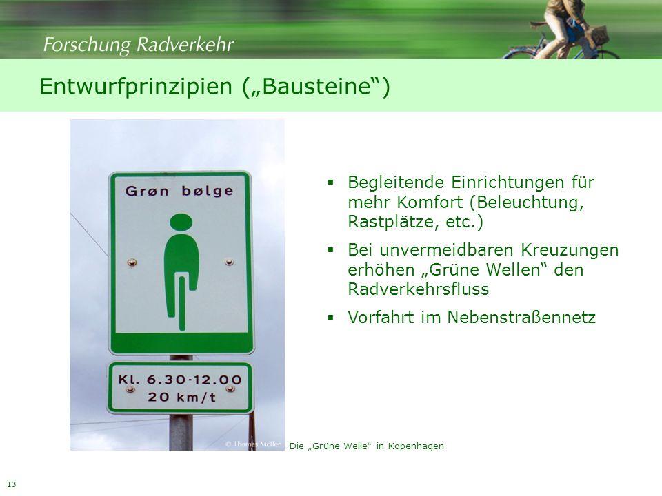"""Entwurfprinzipien (""""Bausteine )"""