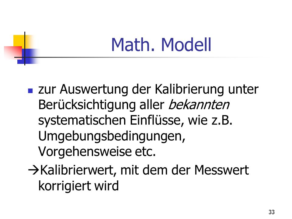 Math. Modell