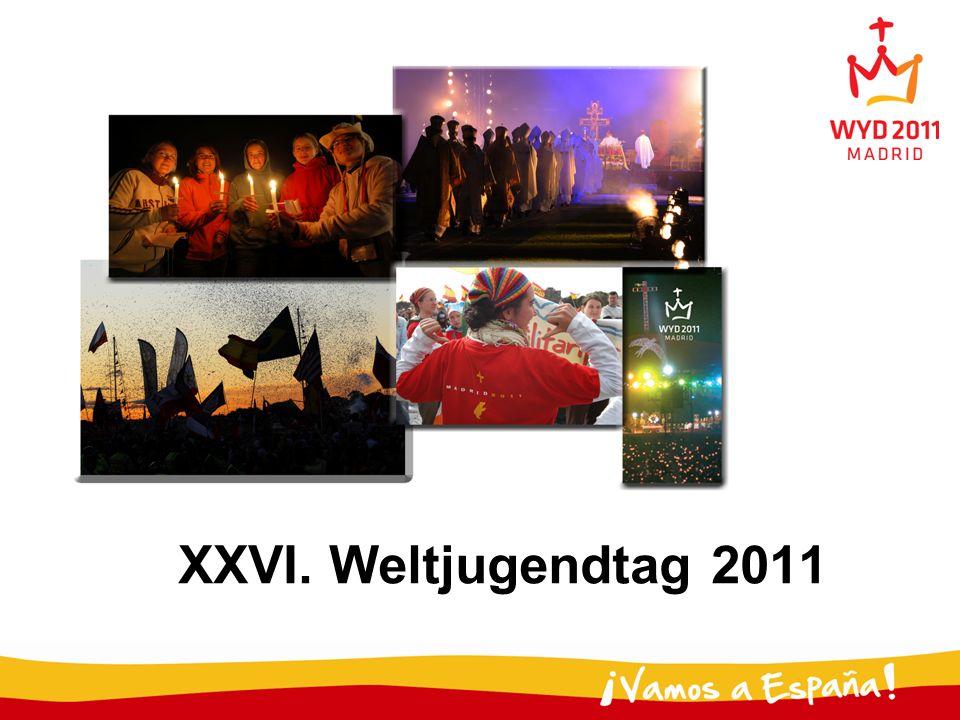 XXVI. Weltjugendtag 2011