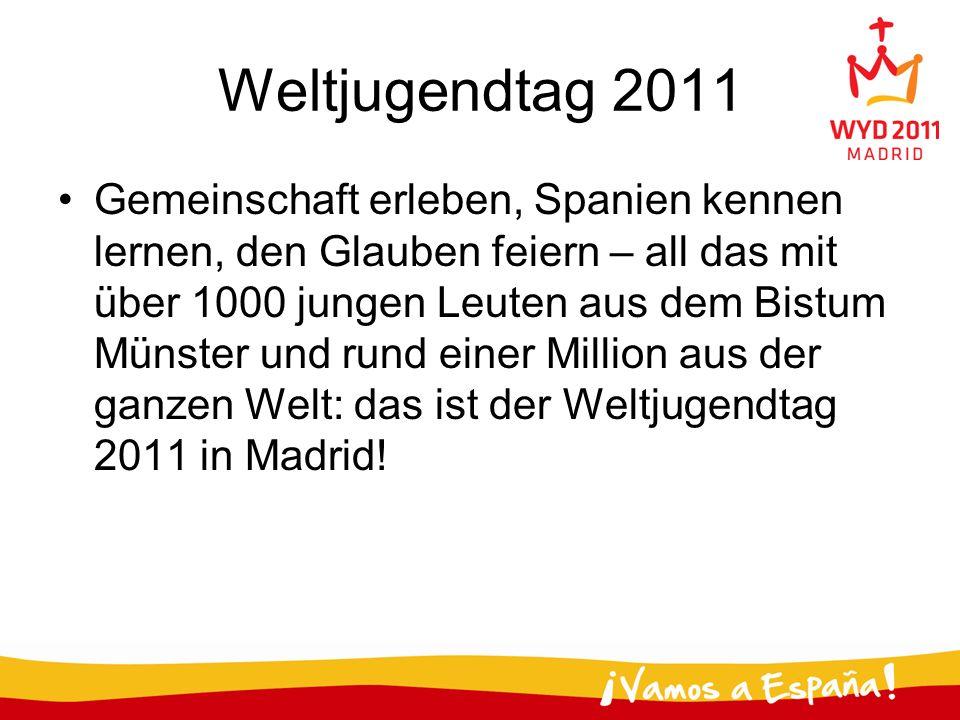 Weltjugendtag 2011
