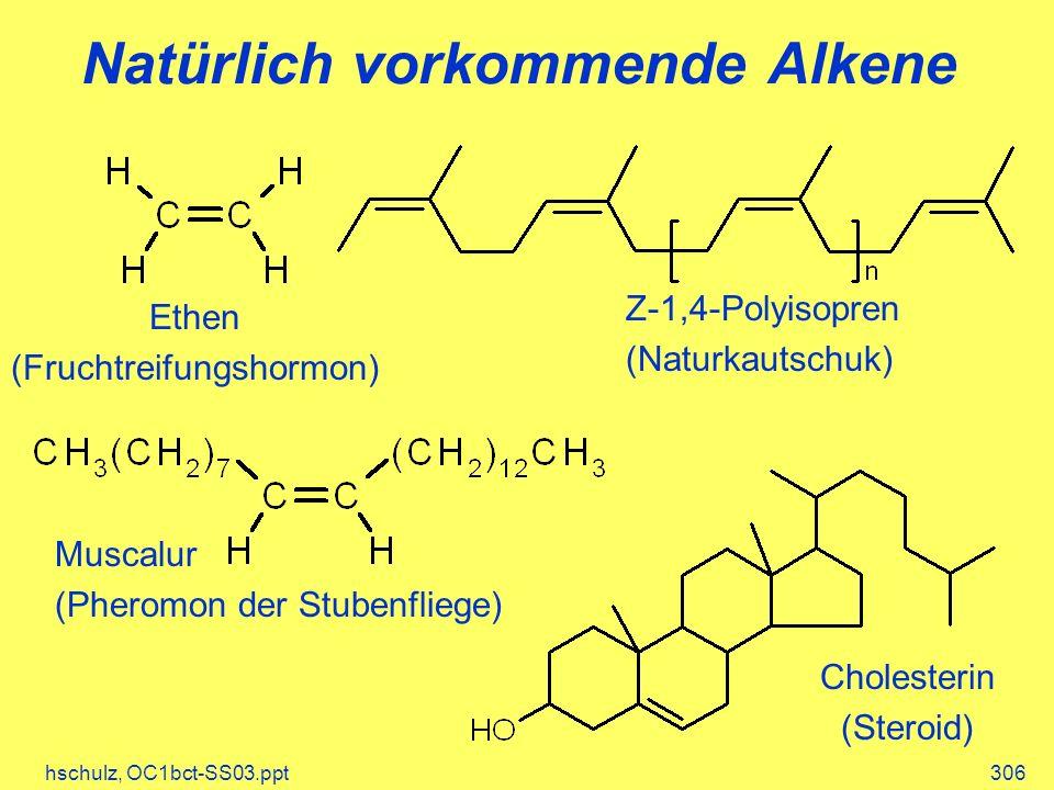 Natürlich vorkommende Alkene