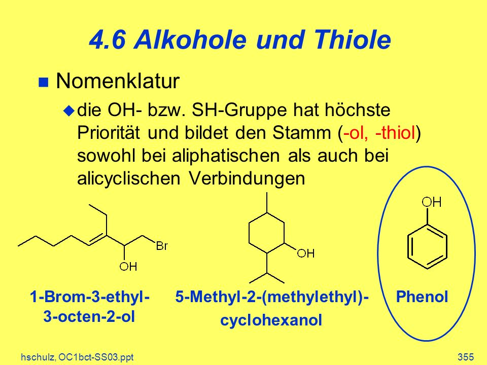 1-Brom-3-ethyl- 3-octen-2-ol 5-Methyl-2-(methylethyl)-