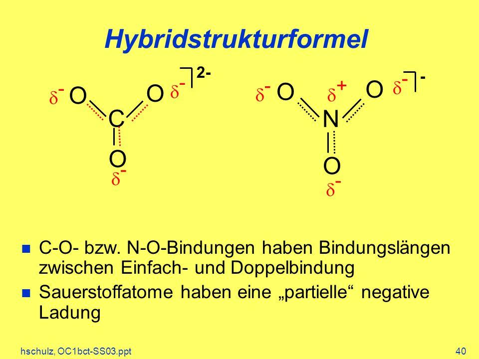 Hybridstrukturformel