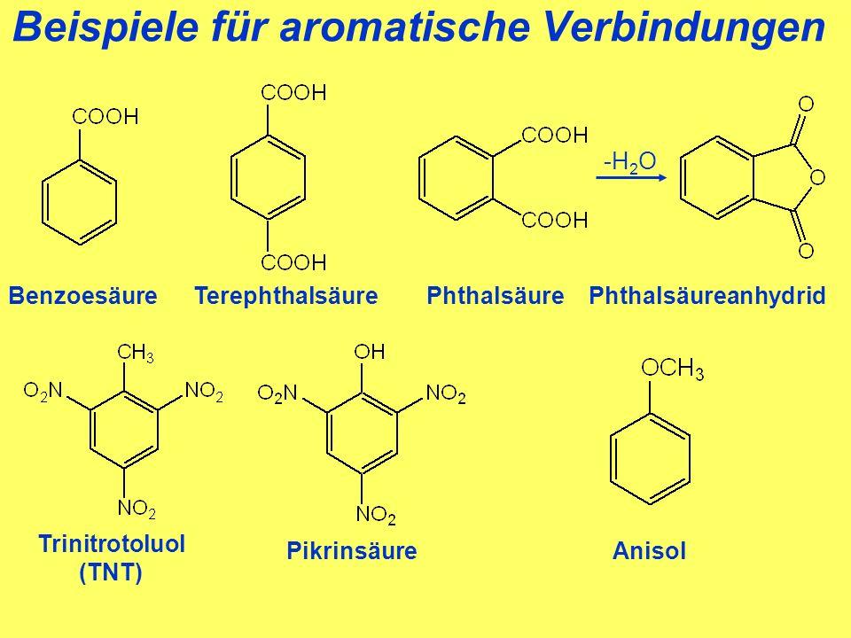 Beispiele für aromatische Verbindungen