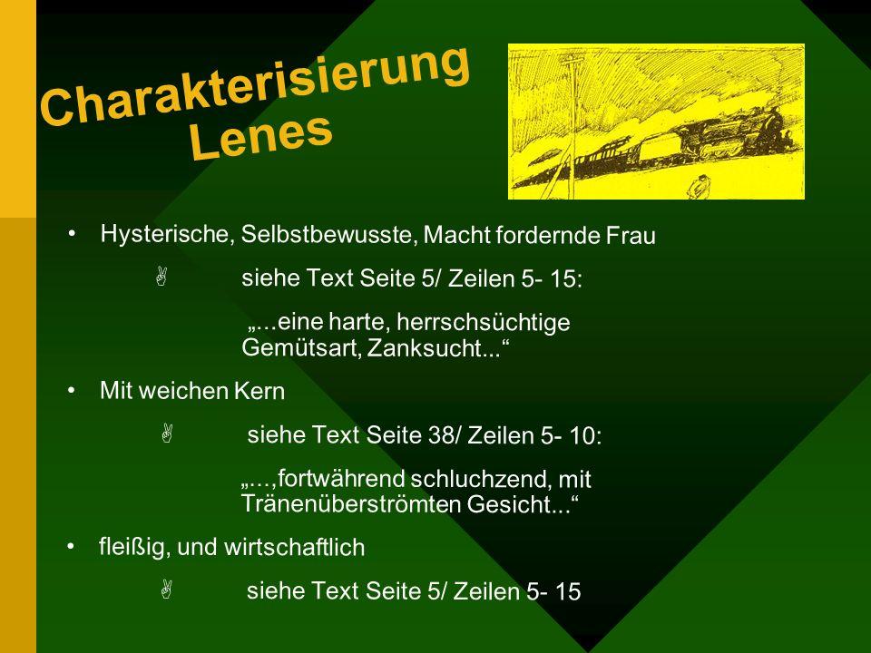 Charakterisierung Lenes