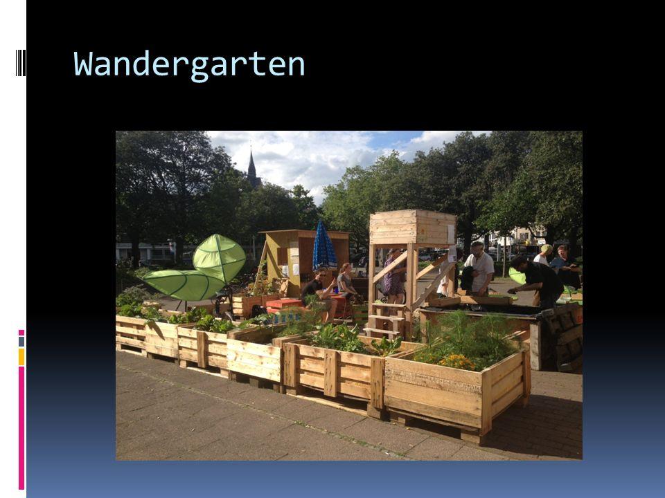 Wandergarten WanderGardens (Wandergärten):