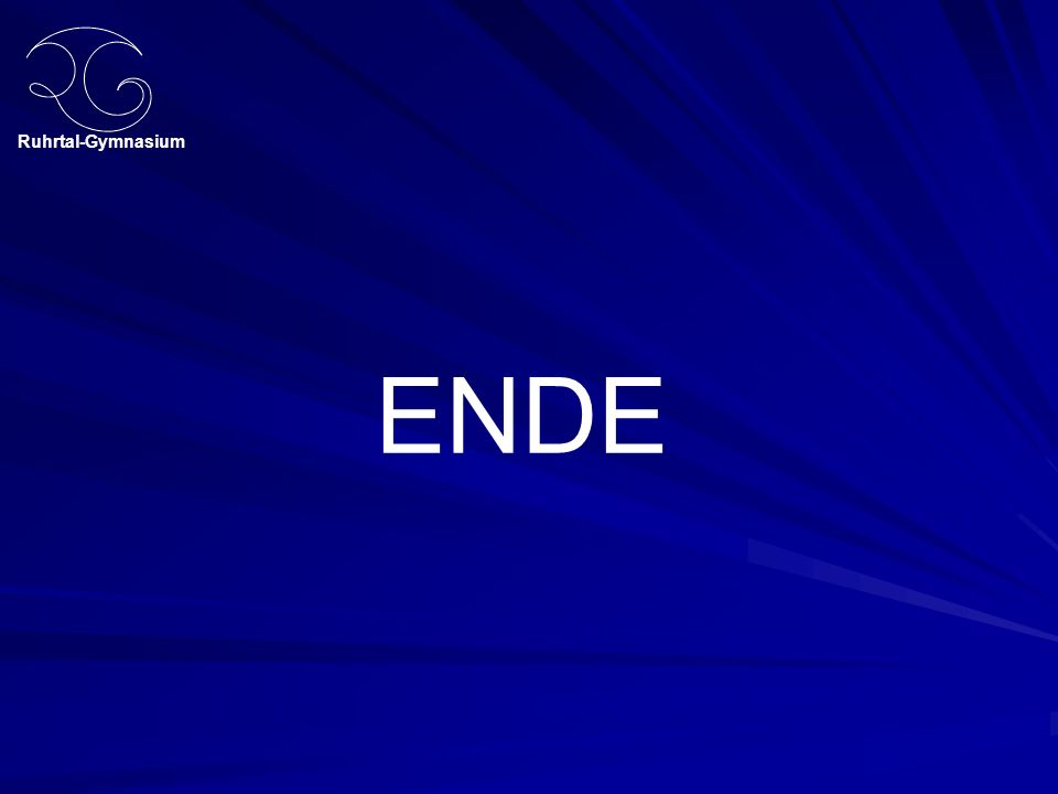ENDE 19