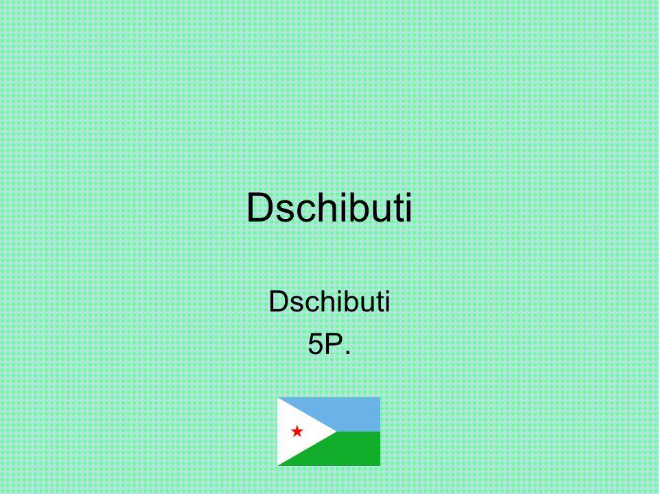 Dschibuti Dschibuti 5P.
