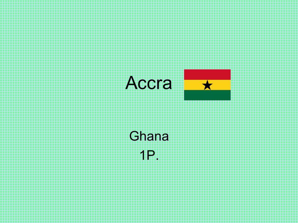 Accra Ghana 1P.
