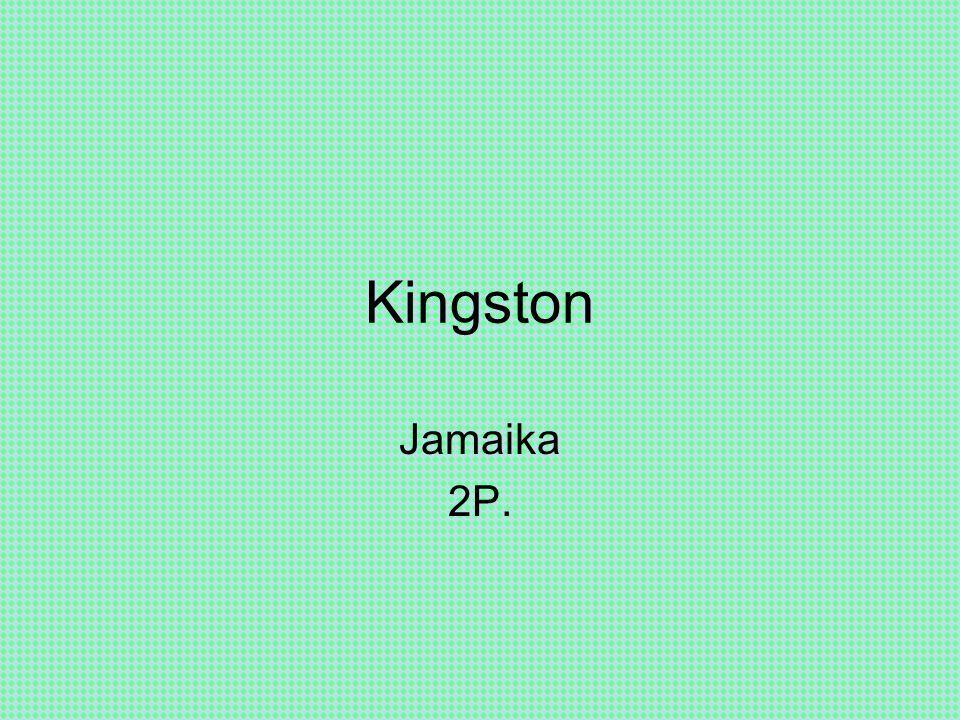Kingston Jamaika 2P.