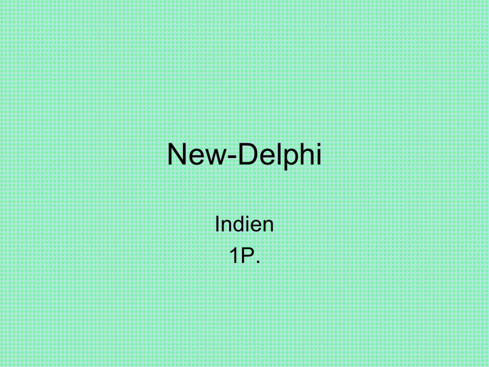 New-Delphi Indien 1P.