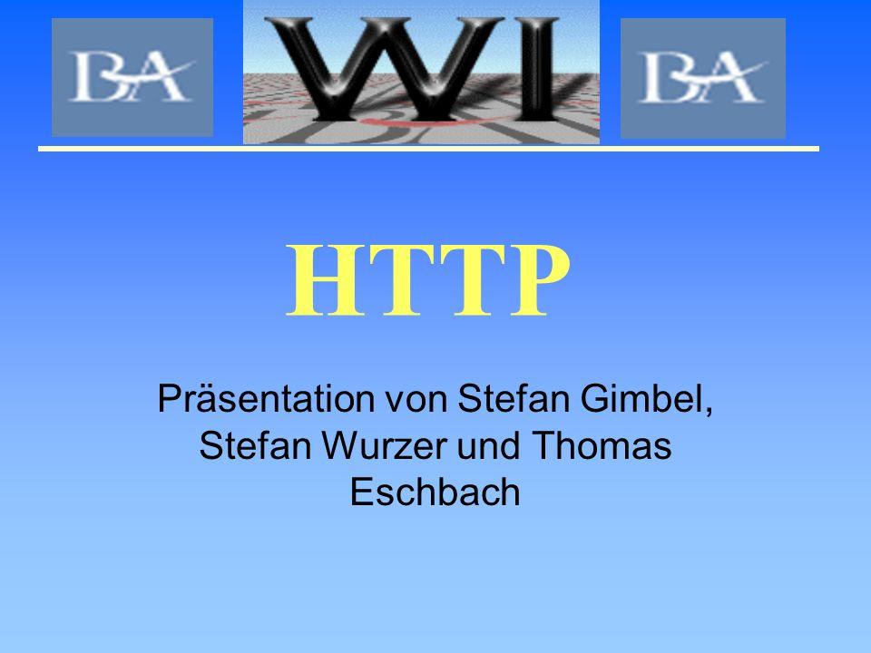 Präsentation von Stefan Gimbel, Stefan Wurzer und Thomas Eschbach