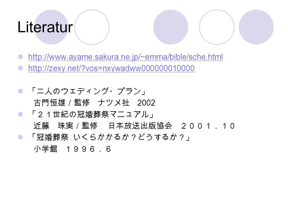 Literatur http://www.ayame.sakura.ne.jp/~emma/bible/sche.html