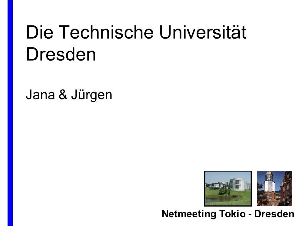 Die Technische Universität Dresden