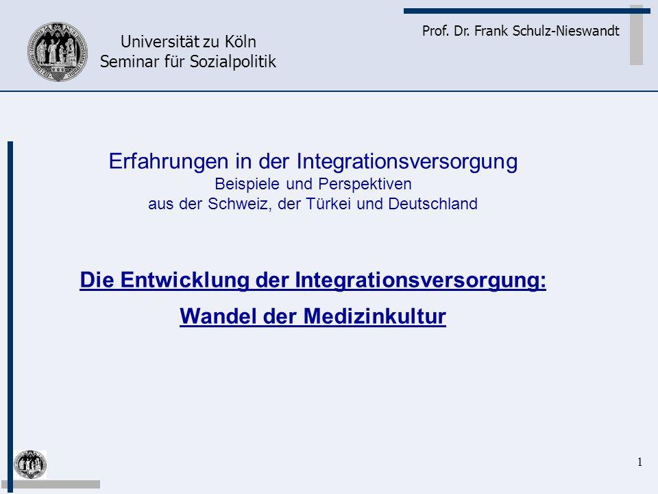 Die Entwicklung der Integrationsversorgung: - ppt video online ...