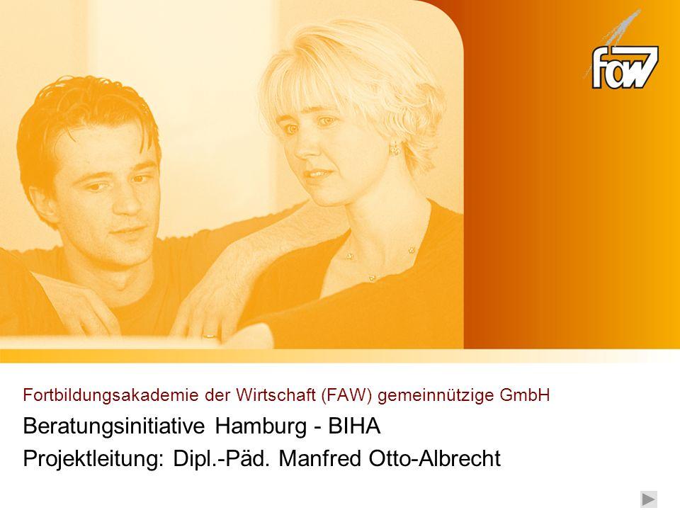 Fortbildungsakademie der Wirtschaft (FAW) gemeinnützige GmbH