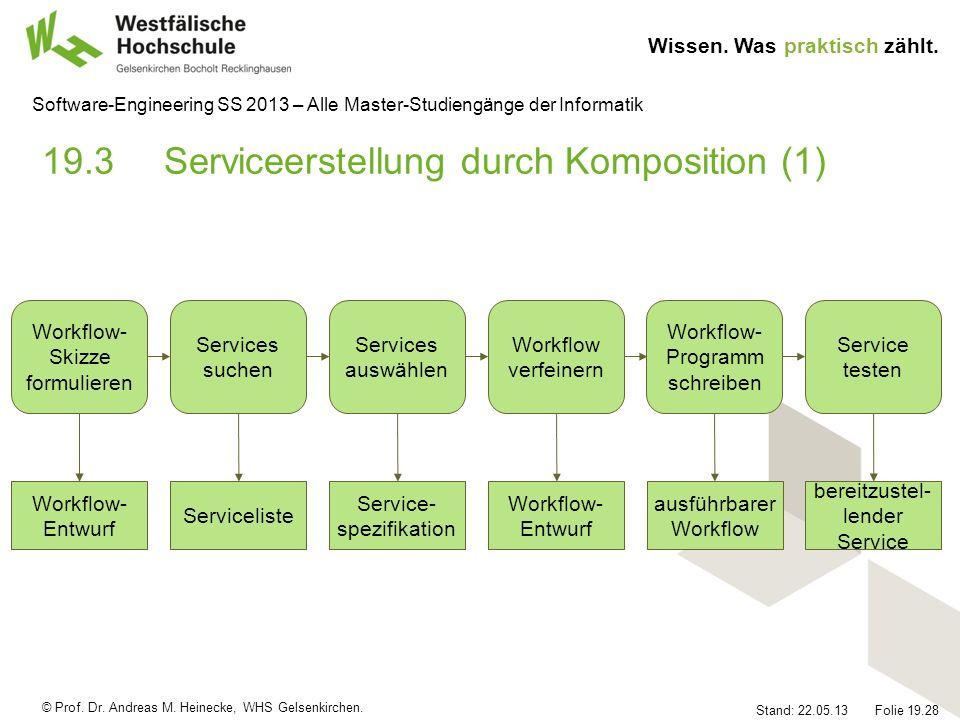 19.3 Serviceerstellung durch Komposition (1)
