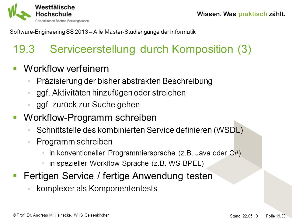 19.3 Serviceerstellung durch Komposition (3)