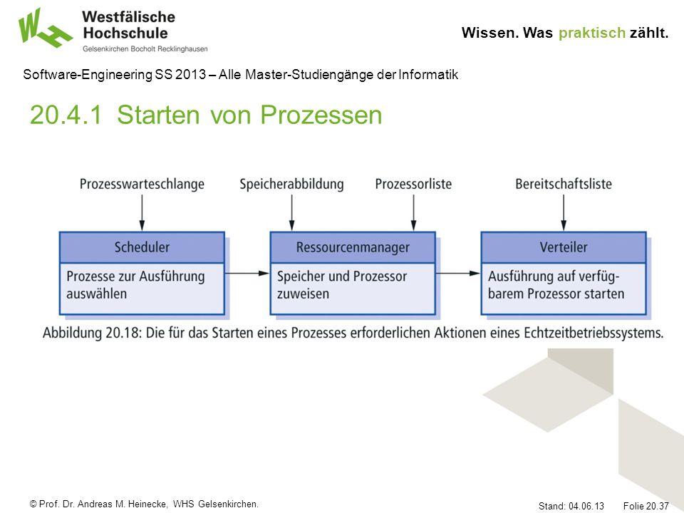 20.4.1 Starten von Prozessen