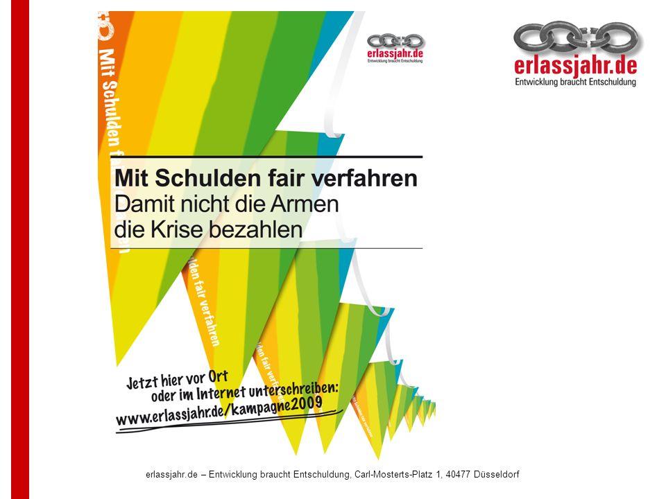 Weitere Informationen unter www.erlassjahr.de