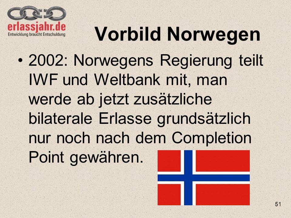 Vorbild Norwegen
