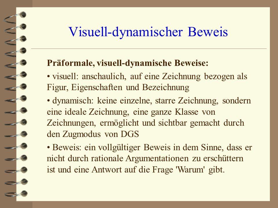 Visuell-dynamischer Beweis