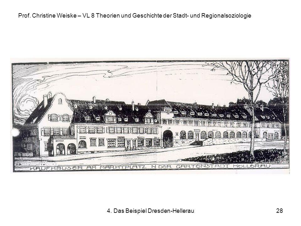 4. Das Beispiel Dresden-Hellerau