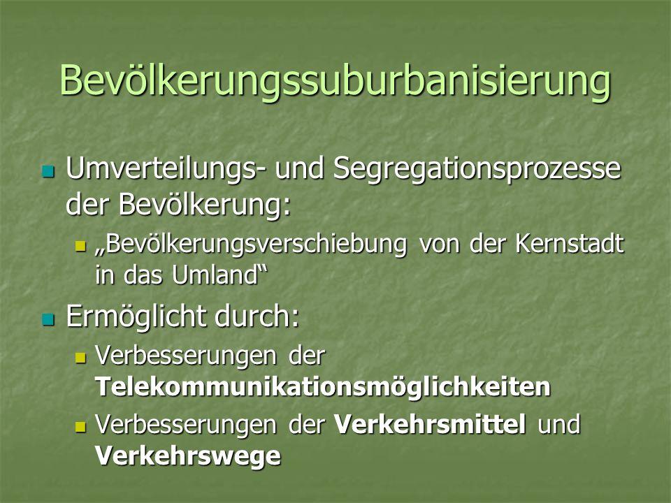 Bevölkerungssuburbanisierung