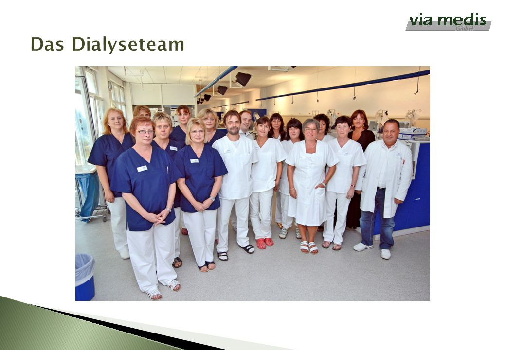 Das Dialyseteam
