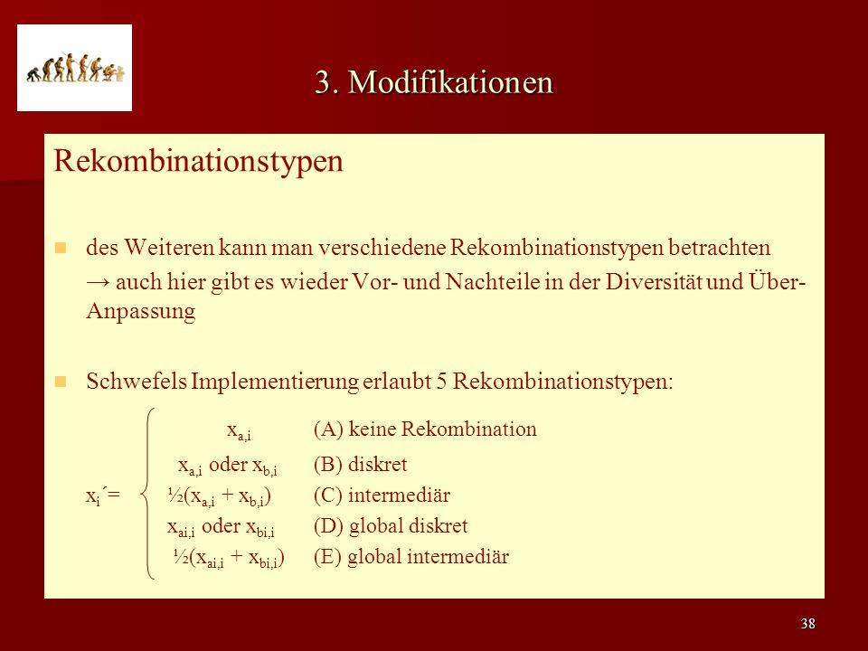 xa,i (A) keine Rekombination