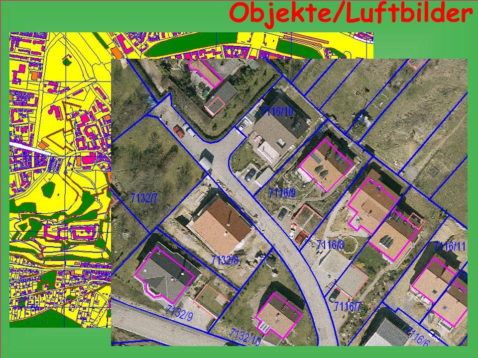 Objekte/Luftbilder