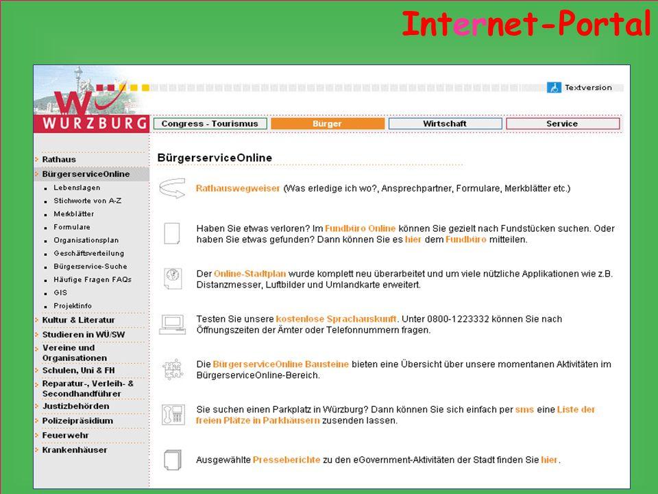 Internet-Portal