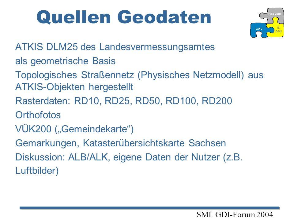 Quellen Geodaten ATKIS DLM25 des Landesvermessungsamtes