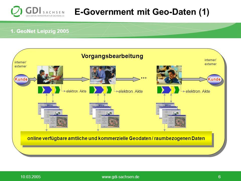 E-Government mit Geo-Daten (1)