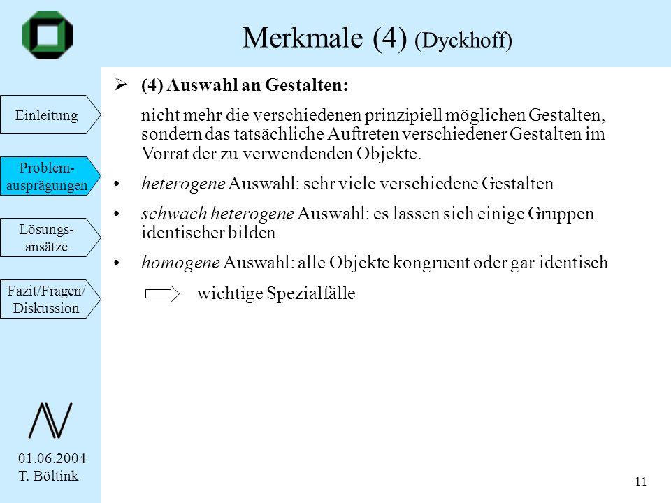 Merkmale (4) (Dyckhoff)