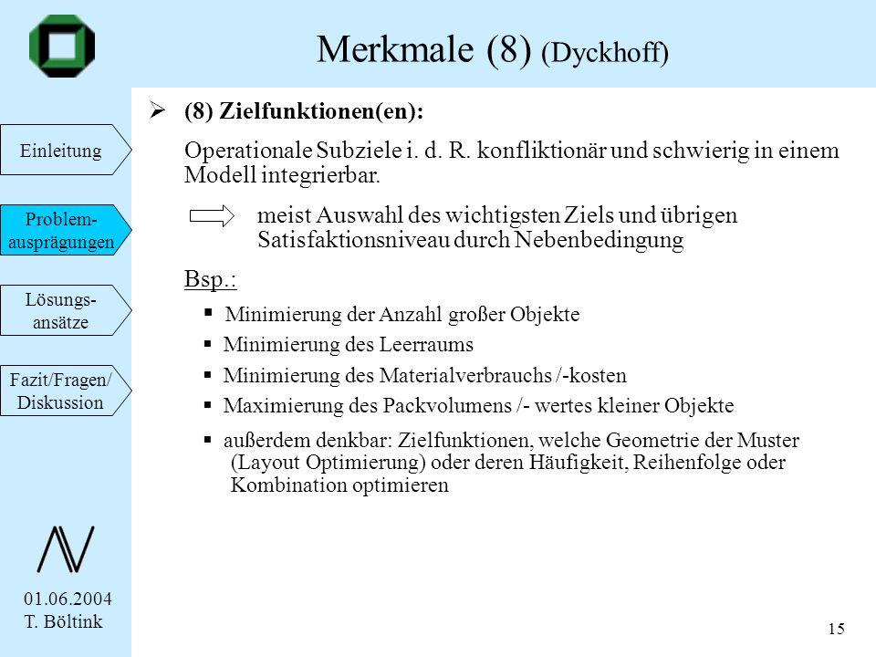 Merkmale (8) (Dyckhoff)