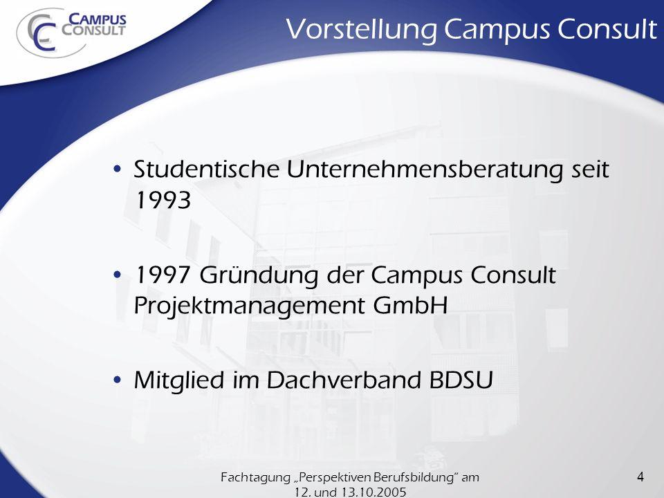 Vorstellung Campus Consult