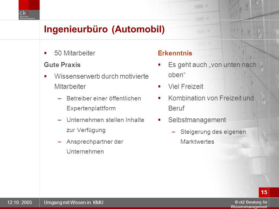 Ingenieurbüro (Automobil)
