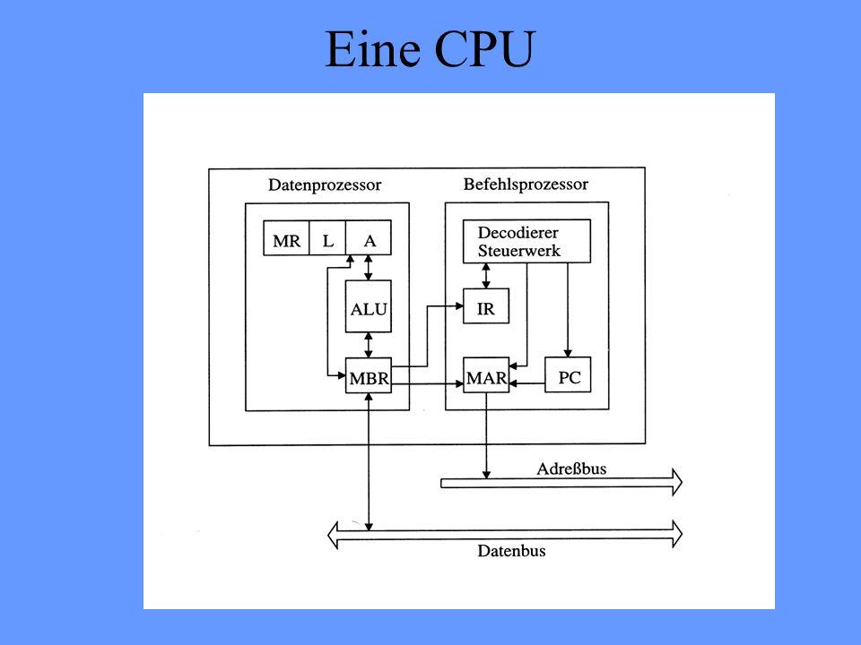 Eine CPU