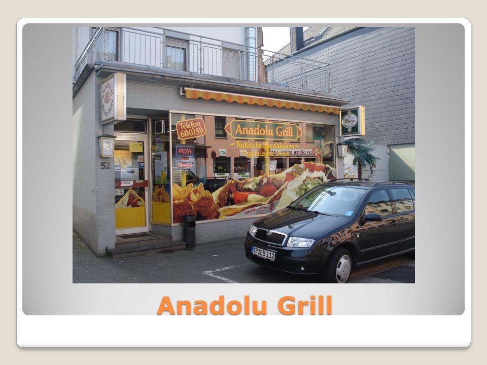 Anadolu Grill