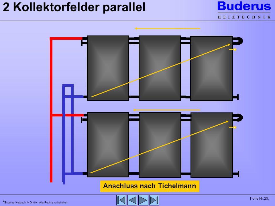 2 Kollektorfelder parallel