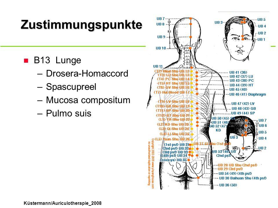 Zustimmungspunkte B13 Lunge Drosera-Homaccord Spascupreel