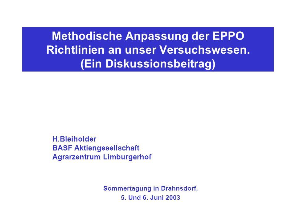 Sommertagung in Drahnsdorf, 5. Und 6. Juni 2003